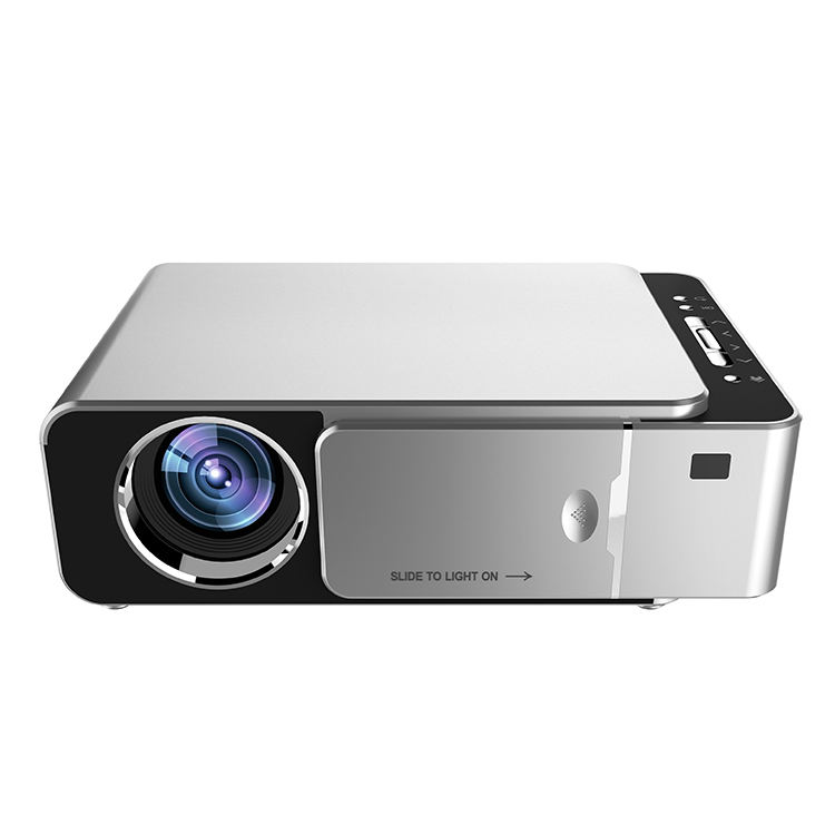 T6 Mobiele Telefoon Projector Ondersteuning Android En Apple Iphone Media Delen Spiegel Scherm Projector