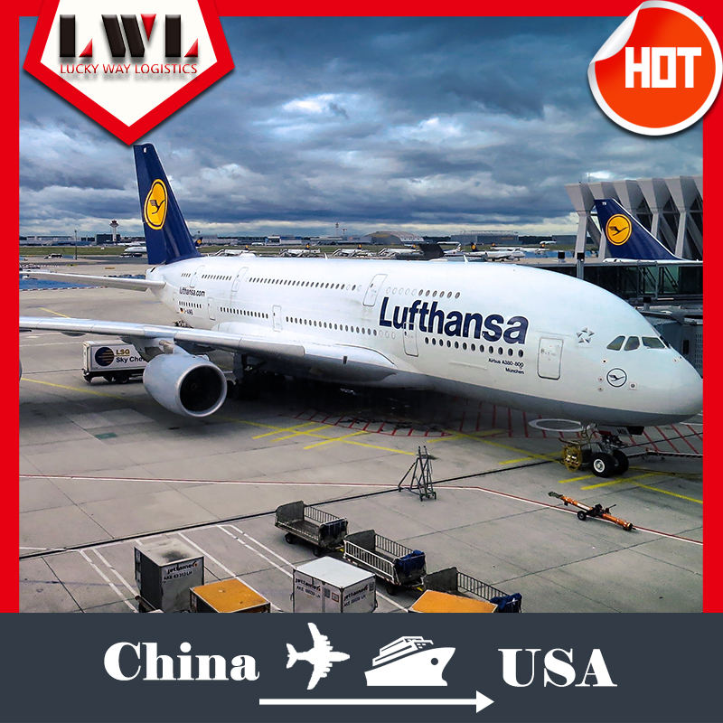 Cheap air freight dropshipping e-commerce From China to USA/Los Angeles/LAX/California