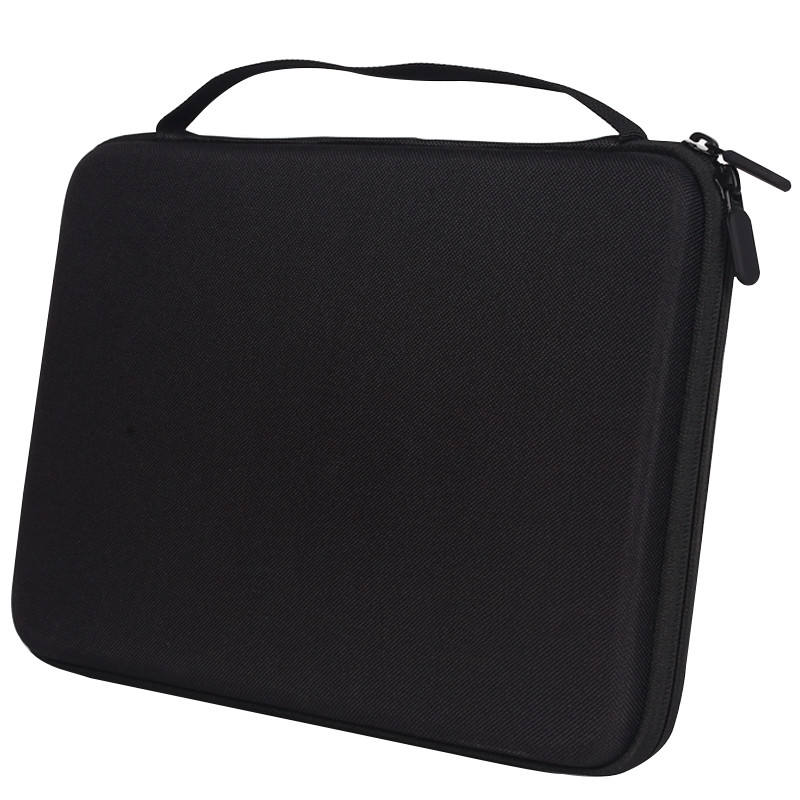 Cheap 13 inch 14 inch 15 inch leather Neoprene laptop bag custom logo printed sleeve laptop case