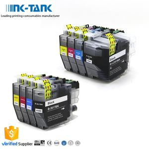 INK-TANK 3617XL LC3617 3619XL LC3619 LC3619XL Premium Color Compatible Ink Cartridge for Brother MFC-j3530dw