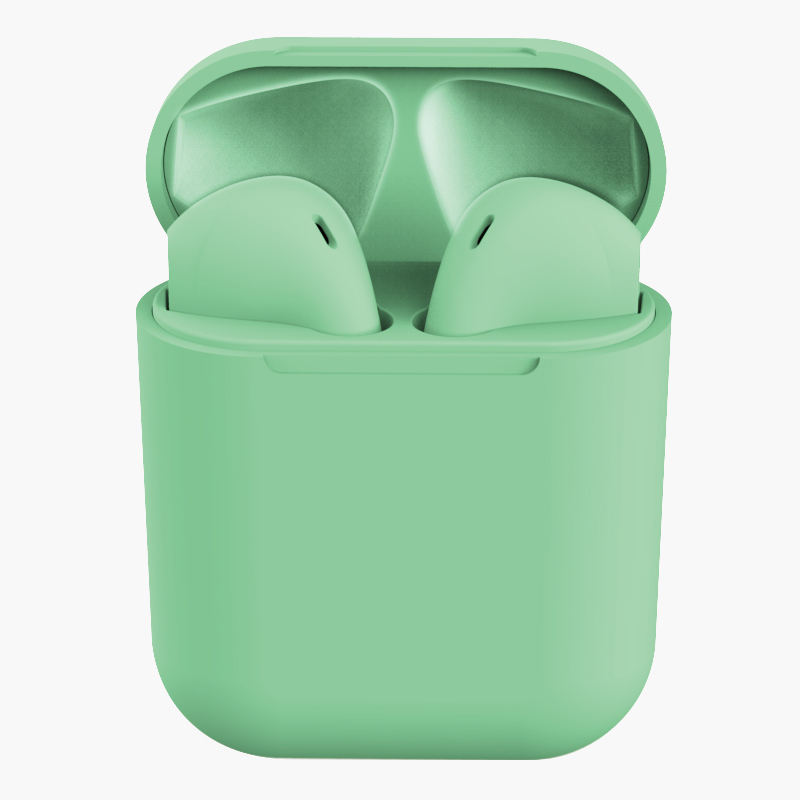Free Sample OEM Logo wholesaleipods12 i2000 low price multiple colors 5.0 tws earphone wireless earbuds inpods 12