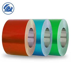 Large Stock Anodized Red Blue Black Color Coated Aluminum Coil