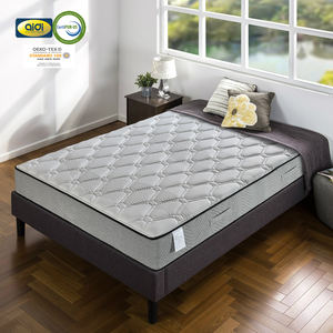 AIDI 2020 Best Selling Super memory foam mattress with latex top cheap double bed mattress price