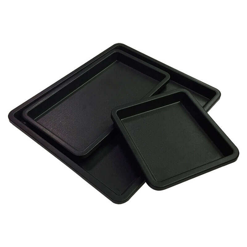 Customized HIPS square medical plastic tray