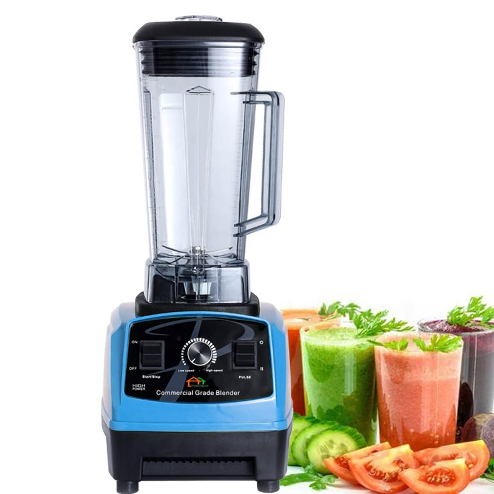 1500W BPA Free electric commercial blender food processor