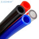 air pressure red transport 10mm flexible fitting compressor air hose coil pipe tube air hose with pneumatic fitting