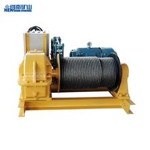 Customized cable pulling 5ton 10ton electric gear winch vertical lifting