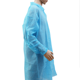 Waterproof Lab Coat Visit Cloth For Hospital Waterproof Jacket Knit Cuff Disposable SMS Lab Coat