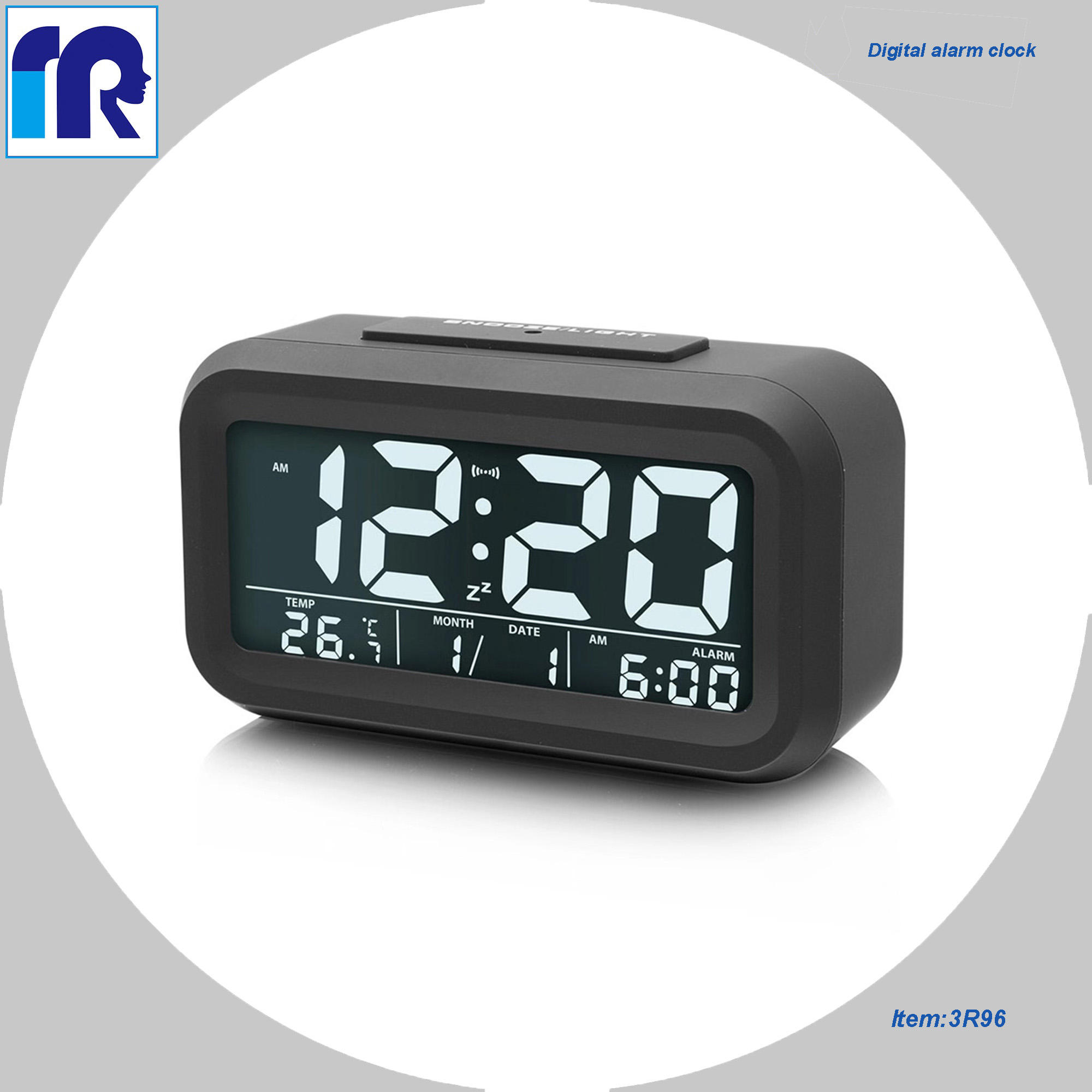 Digital alarm clock / smart digital clock