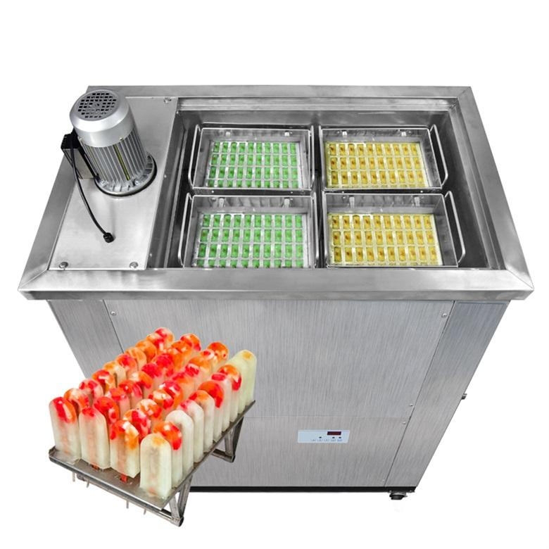 Kolice 4 molds popsicle machine / ice lolly machine / popsicle maker