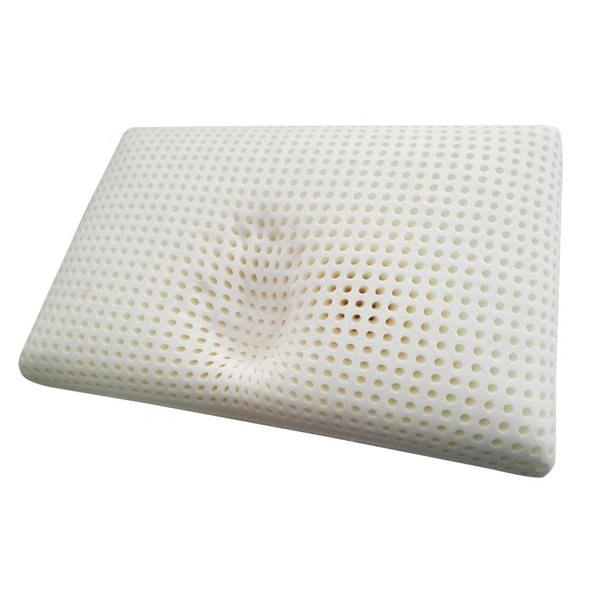 punched memory foam pillow, visco pillow