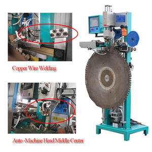 High Efficiency Professional Diamond Segment Welding Induction Machine