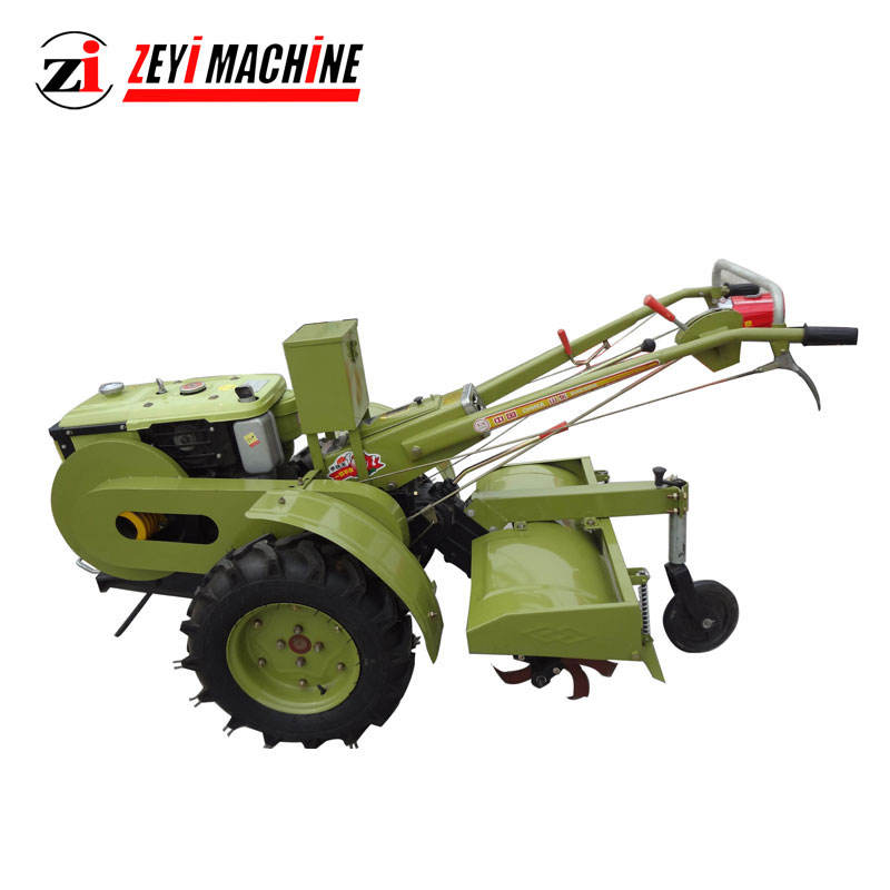 10-12HP two wheels tractors Mini Walking Tractor,Mini Agricultural Tractors,Hand Tractor Parts