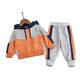 Children clothing autumn winter 2pcs outfits girls clothing sets