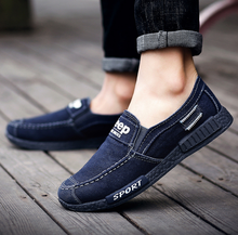 China jeans design shoes men canvas fashion man casual shoes