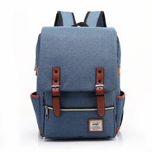 Wholesale Laptop Backpack Durable Backpack With USB Charging Port Water Resistant Computer Bag School Bags Student