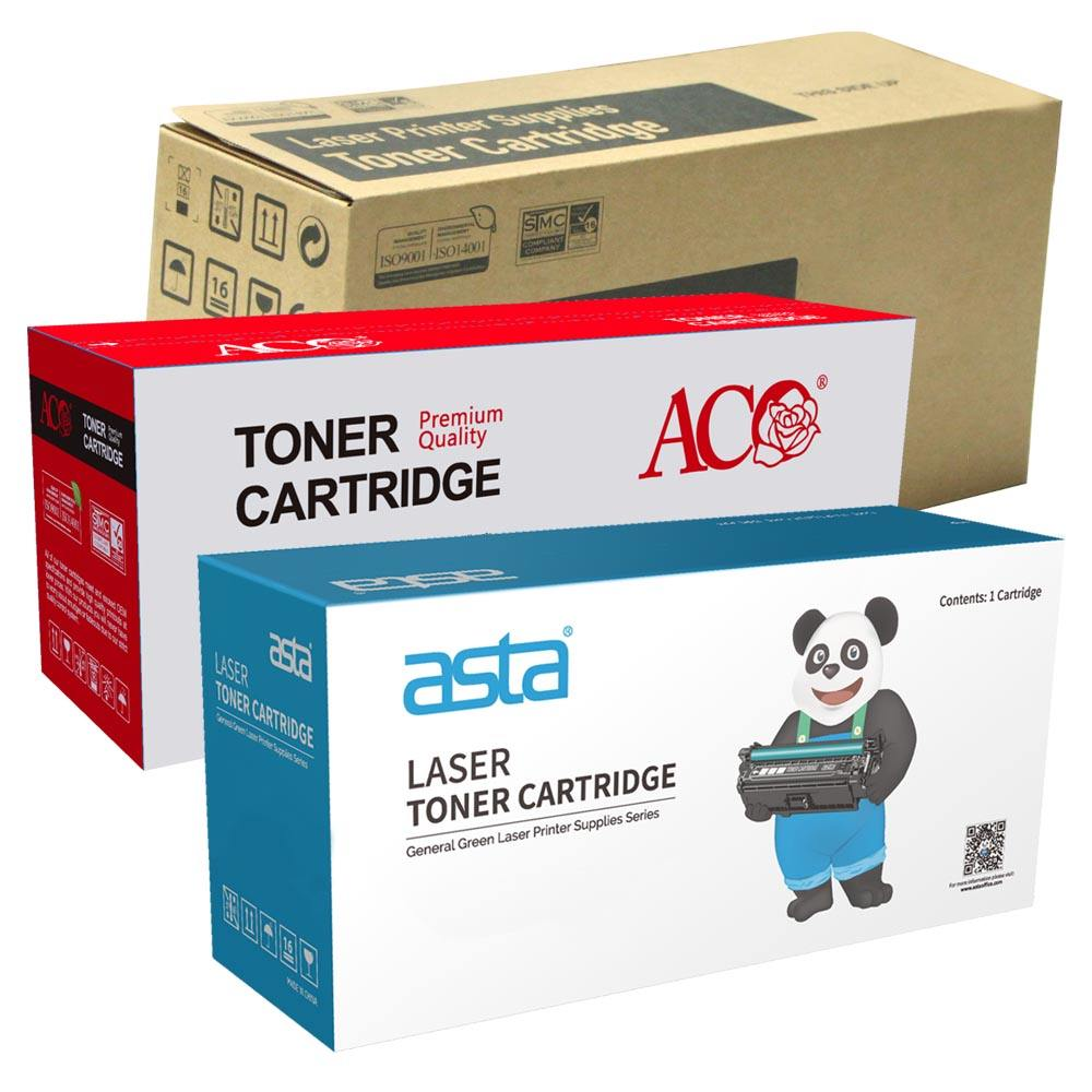 ASTA Factory Wholesale Compatible Color TN324 Copier Toner Cartridge For Konica Minolta Bizhub C258 C308 C368 C458 C558 C658