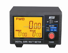 Highly Accurate RF Power Meter Measurement Meter for Testing SWR Power (VHF//UHF ) Professional UV Dual Band Standing-Wave Meter Power Meter SWR//Power Meter