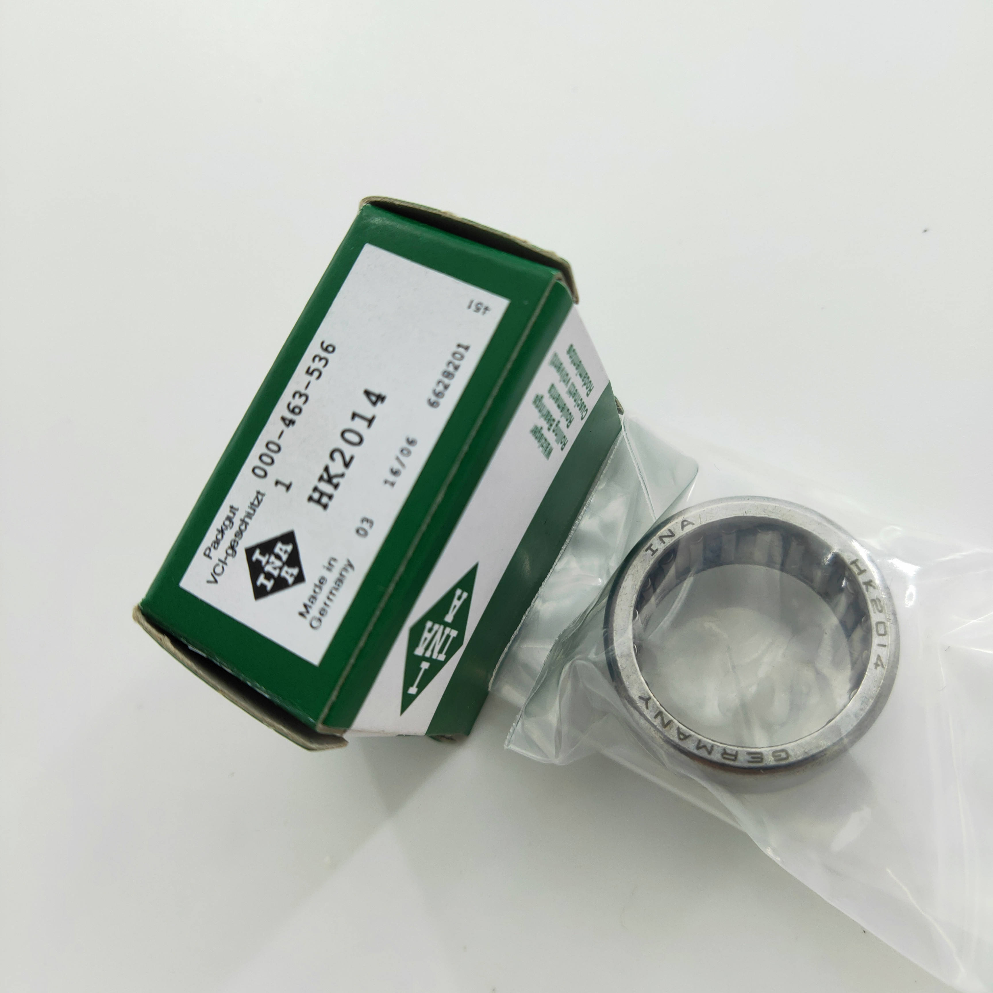 I.N.A HK series needle roller bearing HK2014 size 20x26x14mm