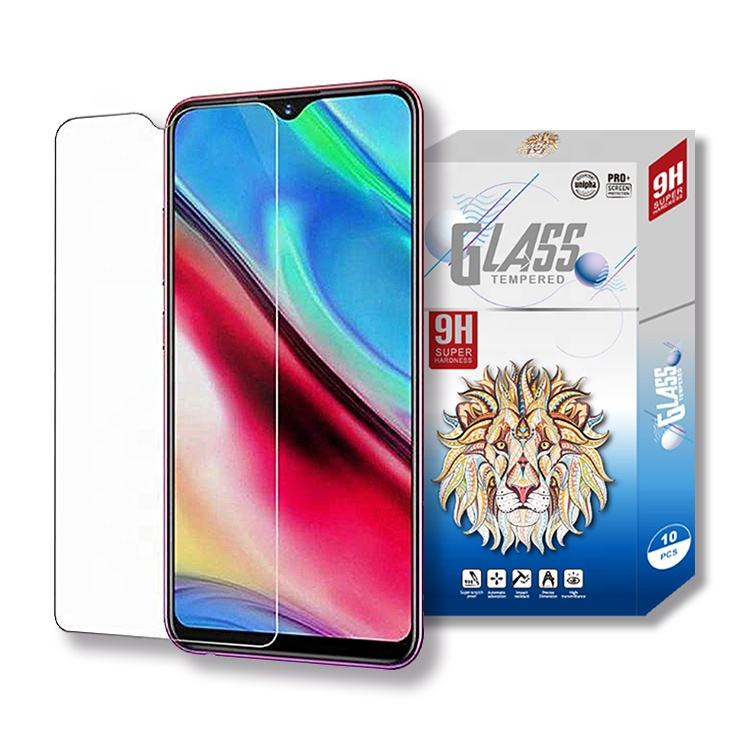Wholesale Bulk Price 2.5D 9H Crystal Clear Anti Scratch Tempered Glass Film Screen Protector for Vivo Y93