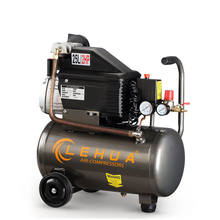 8bar 25L 2hp portable piston air compressor for sale
