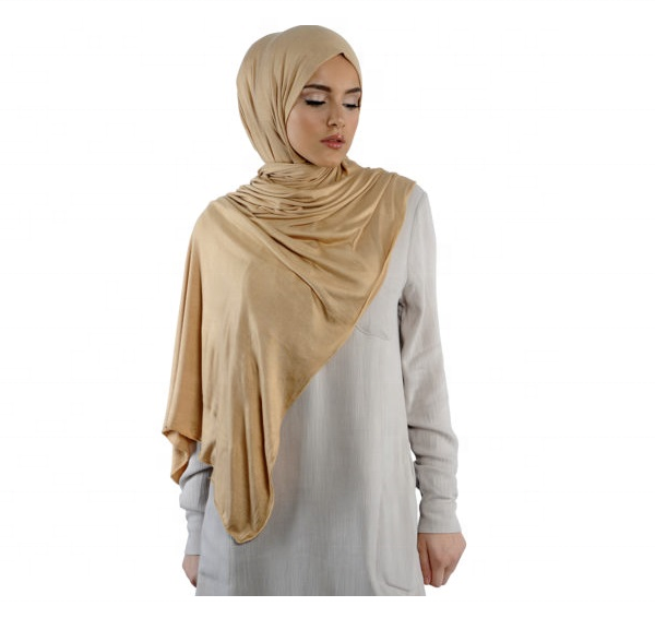 Wholesale High-quality Muslim Cotton Jersey scarf 20 Colours Collection Solid Plain Jersey Hijab