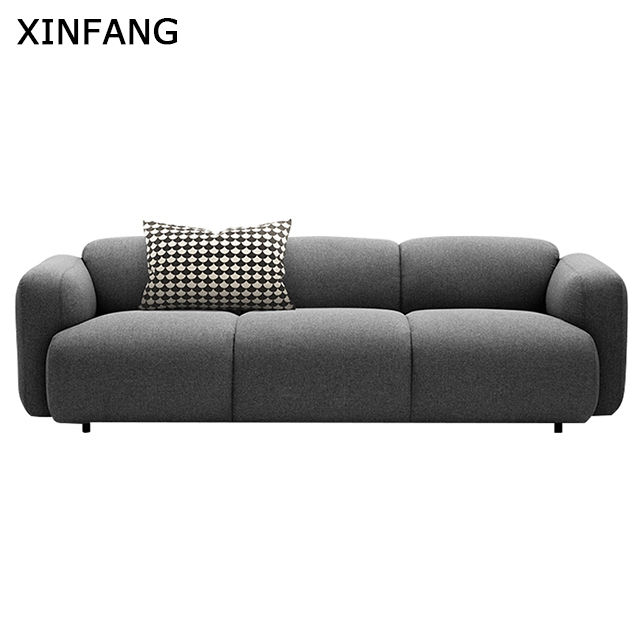 Modern design fabric sofa seat furniture chesterfield sofa living room sofa