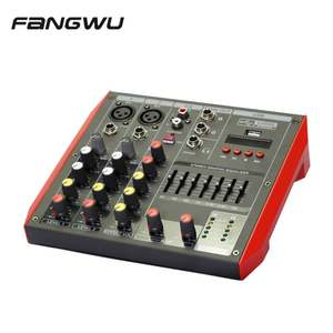 Professional Video Mixing Console Analog Mixer Audio