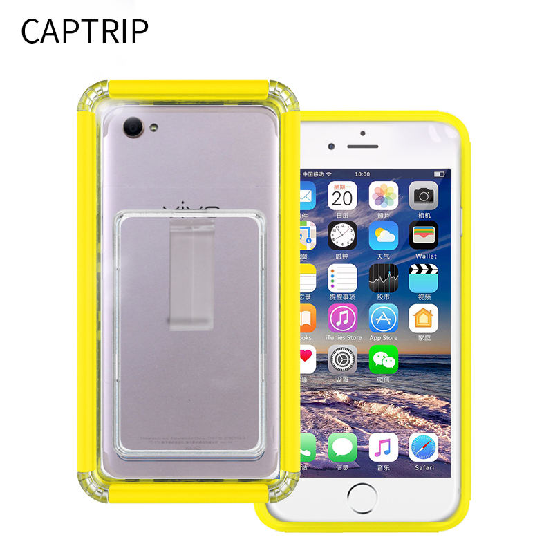 CAPTRIP Magnetische Lol League Of Legends Mobiele Telefoon Aluminium Case