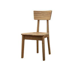Unique design comfortable solid wooden chair dining modern for adults