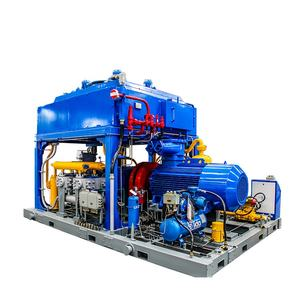 High pressure gas compressor cng gas equipment natural gas filling station