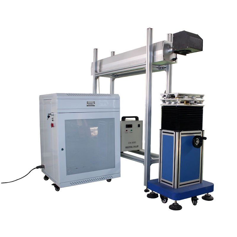 High Speed 7000mm/s Co2 Galvo Laser Marking Machine