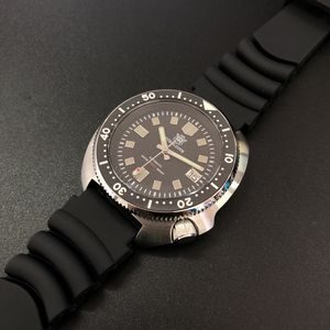 Ready To Ship SD1970 Stainless Steel Case Custom OEM 20ATM Automatic Dive Watch with NH35 Movement