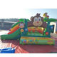 Monkey bouncy castle inflatable slide baby jumping castle inflatable space jump