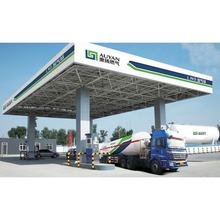 Factory Supplier High Strength petrol stations Lng filling station