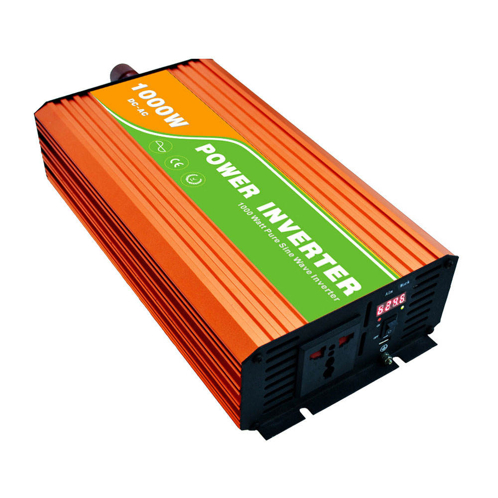 1000 Watt Inverter Daya dengan Charger