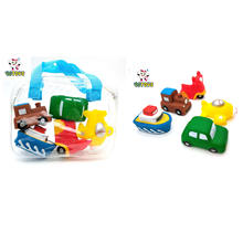 Newest Plastic toy car for kids children Vinyl Toy PVC car for baby