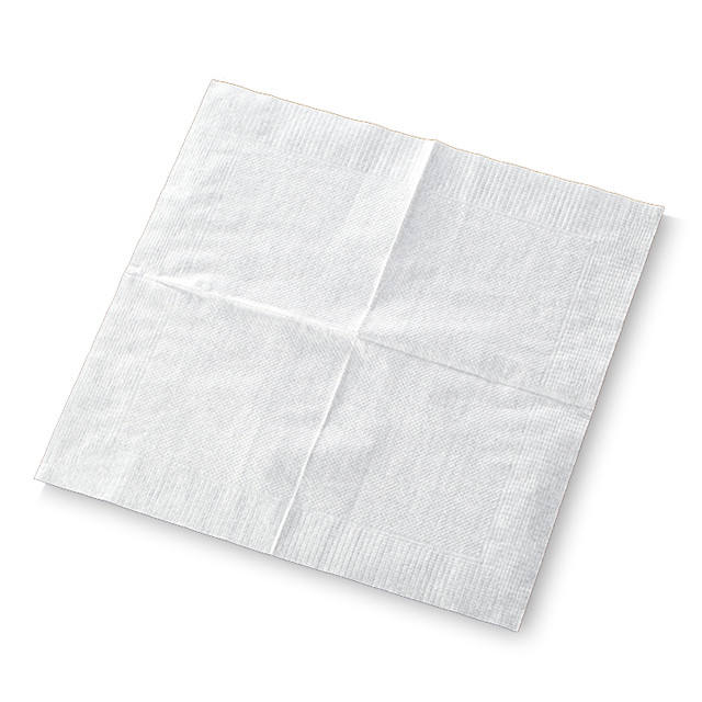2-ply Entertain Paper Napkins Dinner Size Classic White or printed Napkins