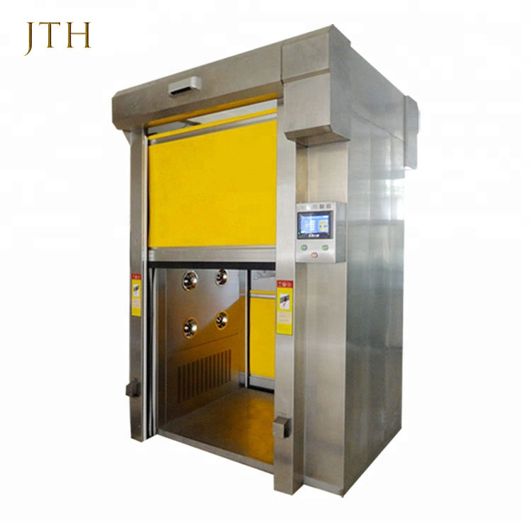 Cleanroom Equipment Dustfree Workshop Cargo Air Shower