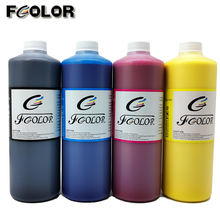4 Colors Waterproof Pigment Ink for Epson WF 7620 7610 3640 3620 Printer Ink