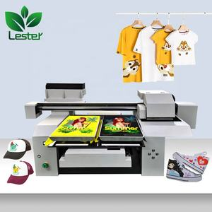 LSTA1-222 2020 Newly Developed Directly Printing Cotton Textile DTG T-shirt Sports Shoes Printer Machine