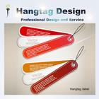 Fancy Clothing Accessories Hang Tag Graphic Design Service