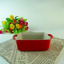 Ceramic Oven Tray Backing Pan Cake Pan
