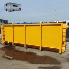 roro bin hook lift  waste container  roll off containers