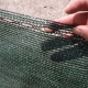 Cover Mesh Fence Screen Mesh Olive Green Fence Privacy Screen Windscreen Shade Cover Mesh Fabric For Home Court Or Construction
