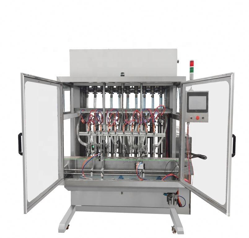 Automatic linear filling capping machine can filler capping machines pet bottle filling machine