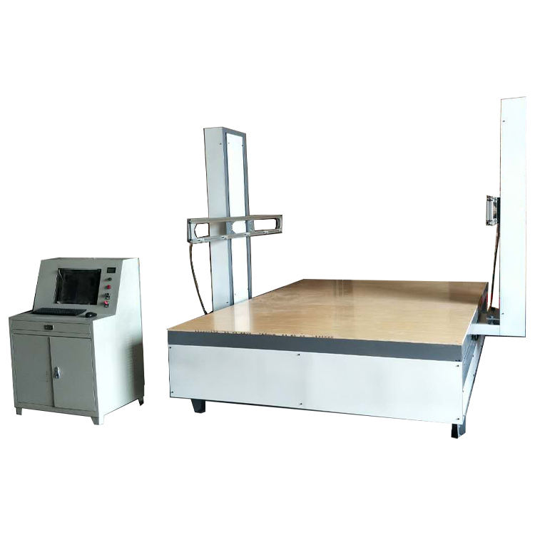 3D Laser Foam Block Cutting CNC Machine For Advertising Industry