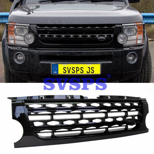 LAND ROVER DISCOVERY 3 2005 TO 2009 BUMPER AND GRILLES RETAINER PART DYF500010