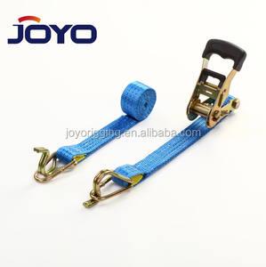 3000KG 6M 3T Tie Down Lashing Claw Hook x1 35MM 6 Metre 3 Ton Ratchet Strap