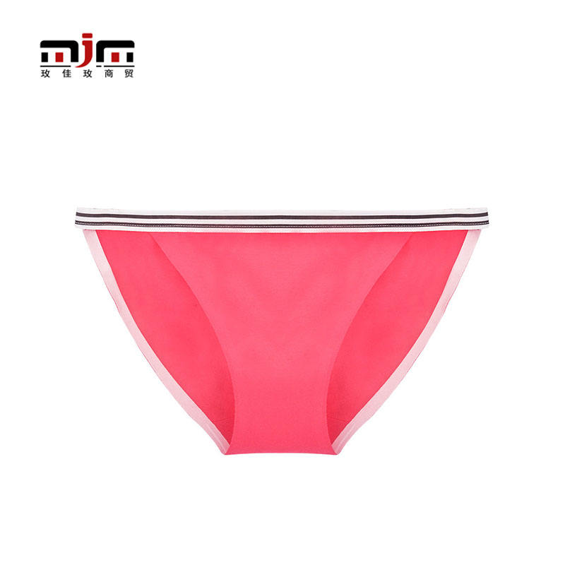Wholesale Hot Sale Long Sleeve Turtleneck Women Underwear Thong Adult G String